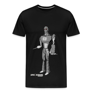 Superhero 8 - Men's Premium T-Shirt