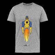 T-Shirts ~ Men's Premium T-Shirt ~ Superhero 2