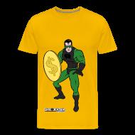 T-Shirts ~ Men's Premium T-Shirt ~ Superhero 4