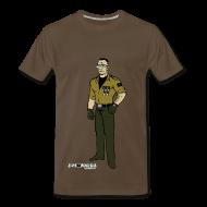 T-Shirts ~ Men's Premium T-Shirt ~ Superhero 6