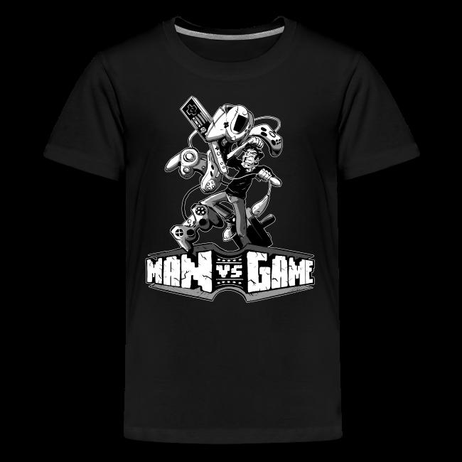 Struggle Kid's Premium T-Shirt