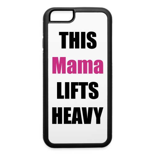 This mama lifts heavy