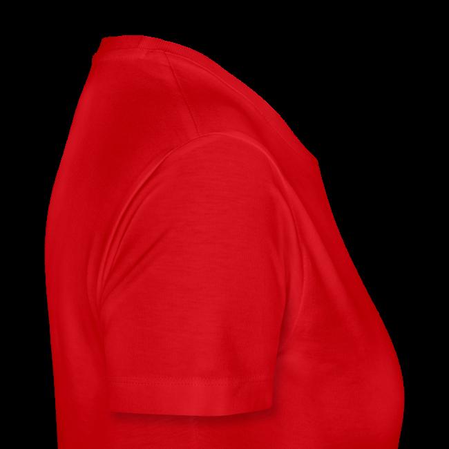 Ladies Premium T Back FlagWingLean Custom