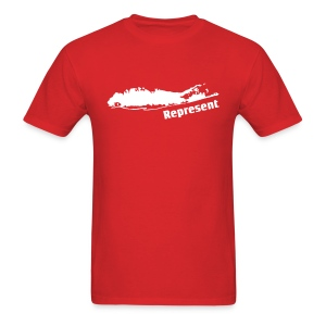 Long Island Represent - Men's T-Shirt