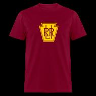 T-Shirts ~ Men's T-Shirt ~ LIRR