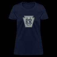 T-Shirts ~ Women's T-Shirt ~ LIRR