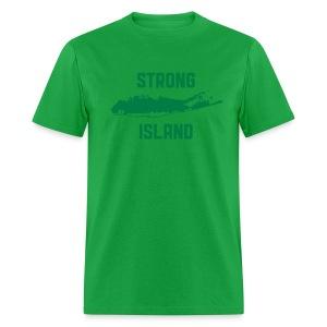 Strong Island - Men's T-Shirt