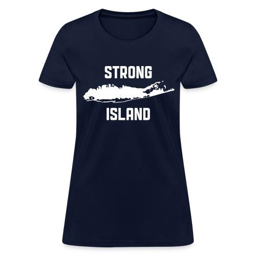 Strong Island - Women's T-Shirt