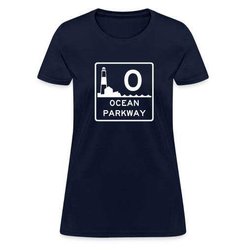 Ocean Parkway - Women's T-Shirt