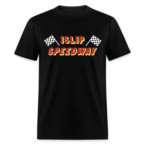 Islip Speedway - Men's T-Shirt