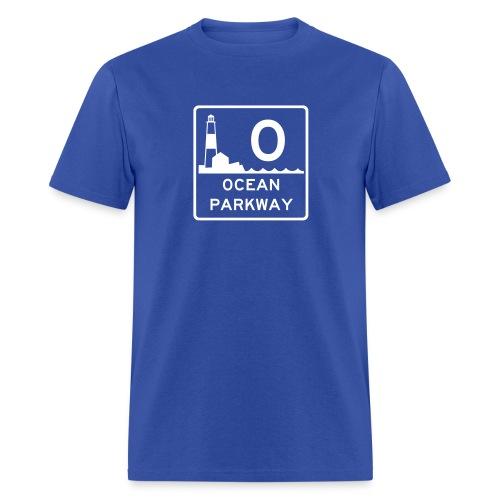 Ocean Parkway - Men's T-Shirt