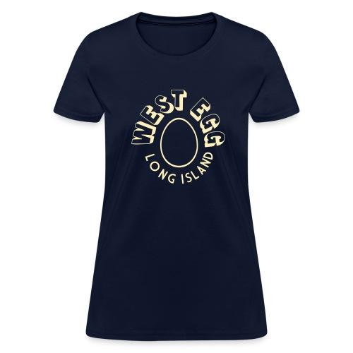 West Egg Long Island - Women's T-Shirt