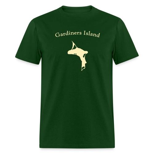 Gardiners Island - Men's T-Shirt