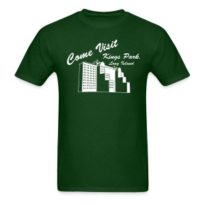 Come Visit Kings Park, Long Island - Men's T-Shirt