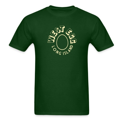 West Egg Long Island - Men's T-Shirt