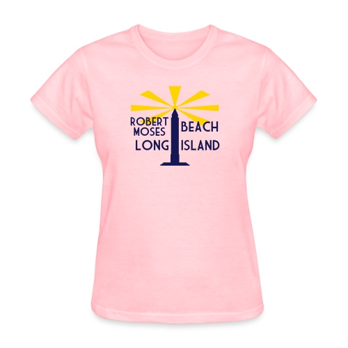Robert Moses Beach Long Island - Women's T-Shirt