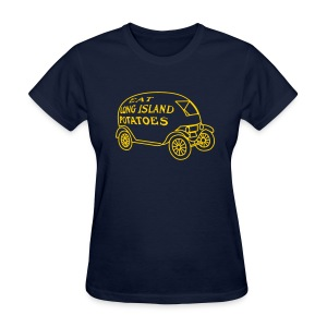 Eat Long Island Potatoes - Women's T-Shirt