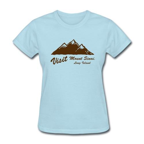 Visit Mt. Sinai - Women's T-Shirt