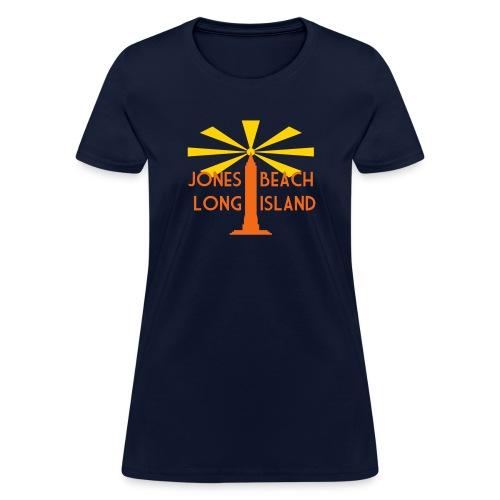 Jones Beach Long Island - Women's T-Shirt