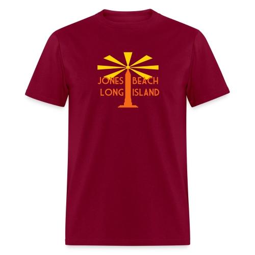 Jones Beach Long Island - Men's T-Shirt