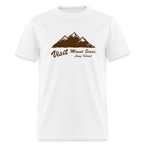 Visit Mt. Sinai - Men's T-Shirt