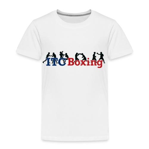 ITC Boxing Action Toddler T-shirt - Toddler Premium T-Shirt