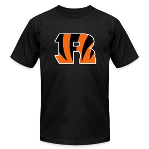 Real Bengals - Men's T-Shirt by American Apparel