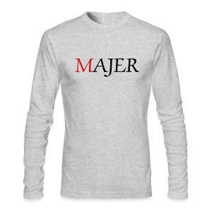 MAJIN Long Sleeve - Men's Long Sleeve T-Shirt by Next Level