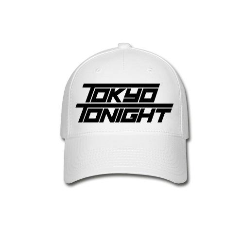 Tokyo Tonight FONT Baseball cap - Baseball Cap