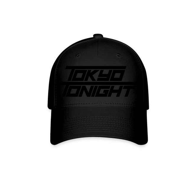 Tokyo Tonight FONT Baseball cap