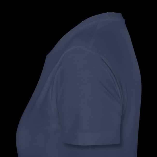 Ladies Premium T Front CaFlagWingtrike Custom