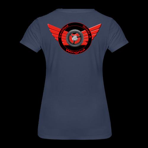 Ladies Premium T Back WingNut - Women's Premium T-Shirt