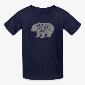 Move Along - Kids' T-Shirt