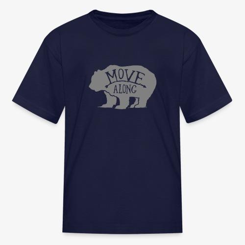Move Along - Kids' T-Shirt