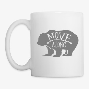 Move Along - Coffee/Tea Mug