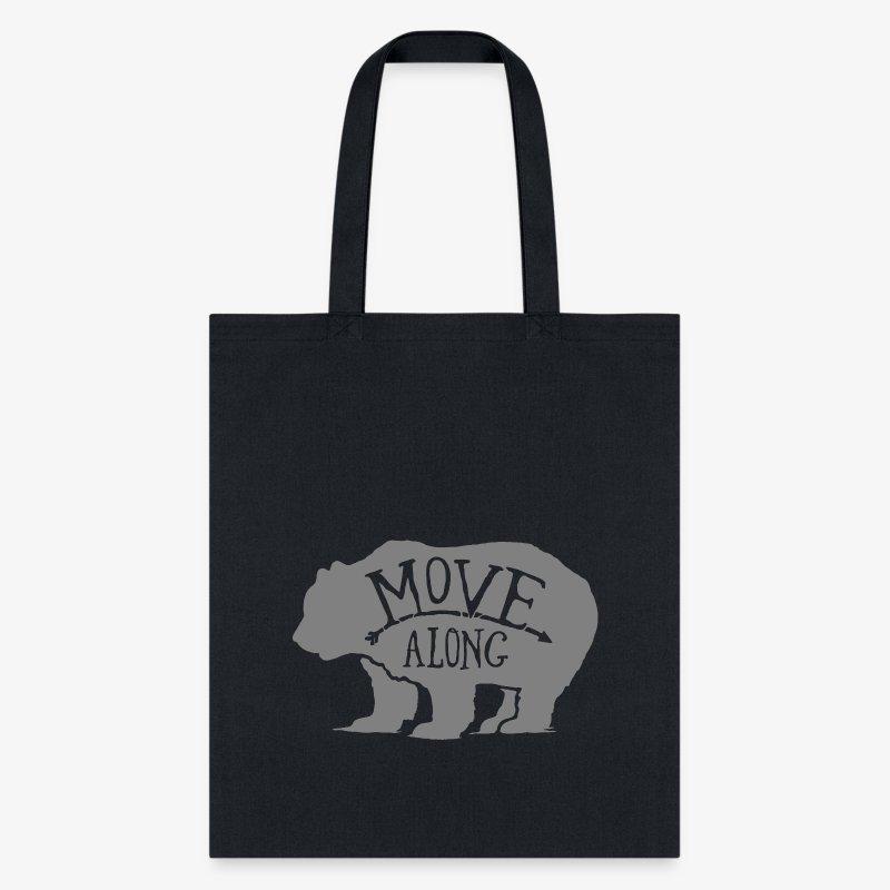 Move Along - Tote Bag