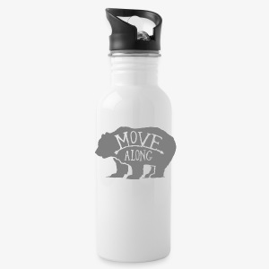 Move Along - Water Bottle