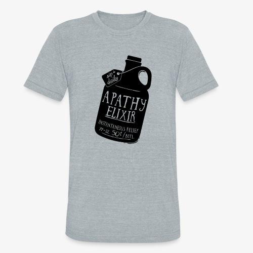 Apathy Elixir - Unisex Tri-Blend T-Shirt