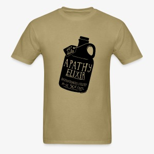 Apathy Elixir - Men's T-Shirt