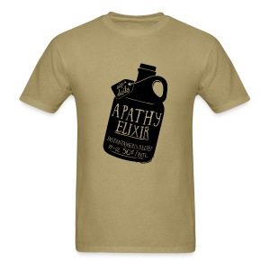 Apathy Elixir - Men's T-Shirt