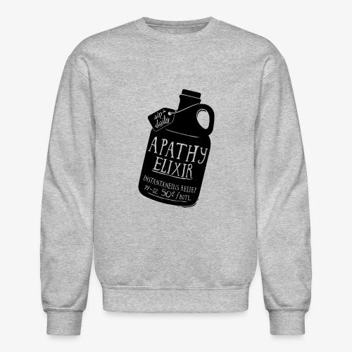 Apathy Elixir - Crewneck Sweatshirt