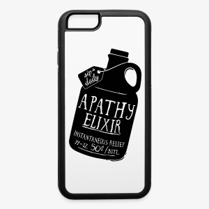 Apathy Elixir - iPhone 6/6s Rubber Case