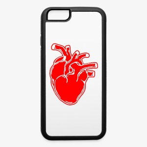 Heart - iPhone 6/6s Rubber Case