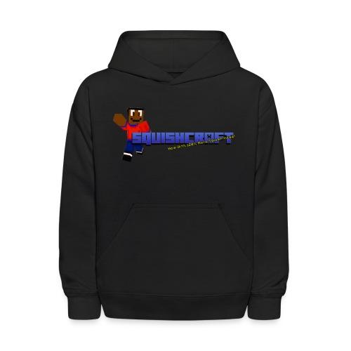 Squishcraft Premium - Kids' Hoodie