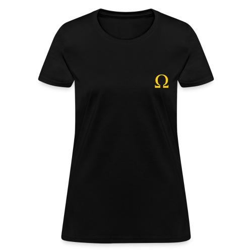 Omega T-shirts (Women) - Women's T-Shirt
