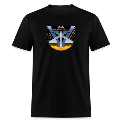 SpaceX5 NASA Social Men's T-Shirt - Men's T-Shirt
