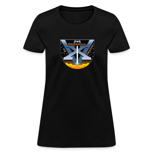 SpaceX5 NASA Social Women's T-Shirt - Women's T-Shirt