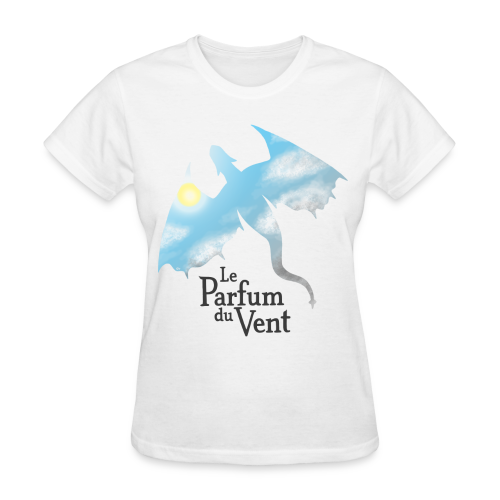 T-shirt pour femmes «Vol de Jour» - T-shirt pour femmes