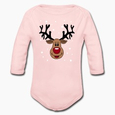 Rudolf 2 Baby & Toddler Shirts