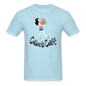 Colleen's Cookie Mens shirt - Men's T-Shirt